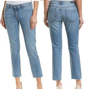 Kut from the Kloth Reese cropped distressed 18